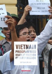 Cover of Vietnam Programmed Death of Freedom