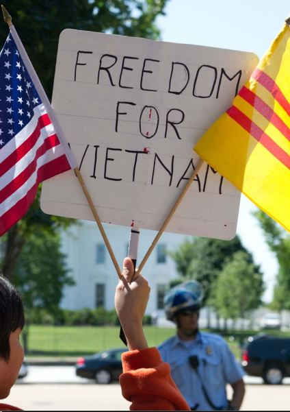 6 freedom for vietnam
