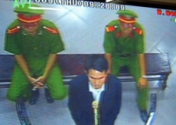 Vietnamese Authorities Detain Former Political Prisoners Visiting Fellow Dissident