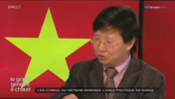 Vietnam: diplomat tells Geneva TV station Leman Bleu why he is asking Switzerland for asylum