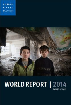 HRW World report 2014