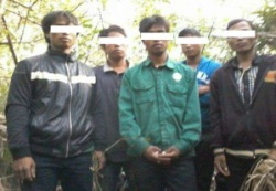 Number of Vietnamese Montagnards Hiding in Cambodia Reaches 14