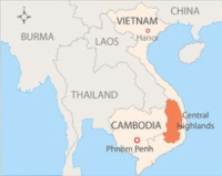 Cambodia Deports Four Ethnic Montagnards to Vietnam