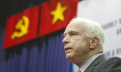 John McCain urges US to provide more defensive weapons to Vietnam