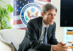 Assistant Secretary for Democracy, Human Rights, and Labor Tom Malinowski