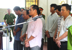 Eight Vietnam Officers Jailed for Beating One Drug User to Death
