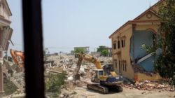 Dong Yen Catholic Church in Ha Tinh province demolished by local authorities