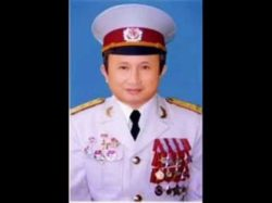 Former army officer Tran Anh Kim