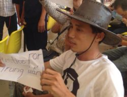 Mr. Hoang Duc Binh, member of Viet Labor, still in detention in HCMC