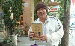 Mr. Thong in Hanoi last year to seek for justice