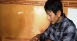 Mr. Manh who claims being tortured by Hung Yen city police