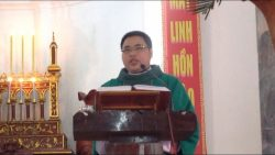 Catholic priest Dang Huu Nam