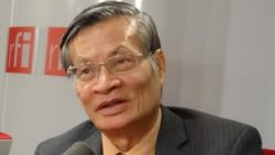 Dr. Nguyen Quang A, the leading dissident in Vietnam