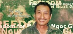 Political Blogger Nguyen Ngoc Gia Tortured in Prison, His Health under Critical Situation
