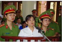 Vietnamese activist sentenced to 9 years in prison