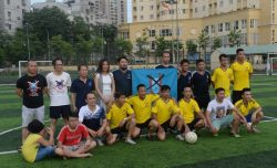 Vietnam's dissident footballers take aim at politics