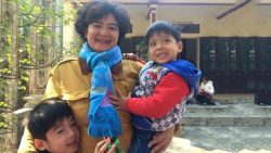 Vietnam Jailed Human Rights Activist Tran Thi Nga Allowed to Meet with Her Kids after 11 Months in Custody