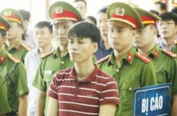 Nguyen Van Oai sentenced to five years imprisonment and four years house arrest