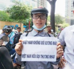 HCM City-based Activist Kidnapped, Interrogated for 20 Hours