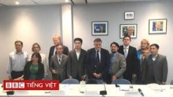 Three Vietnamese Activists Detained After Meeting with EU Delegation
