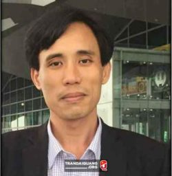 Vietnam to Try Environmentalist, Labor Activist Hoang Binh on Jan 25