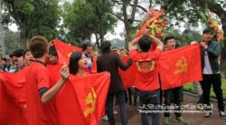 Pro-government Thugs Attack Activists after Commemoration of Late Vietnamese Anti-communist President
