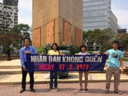 Under Pressured of HCM City Authorities, Landlord Evicts Activist