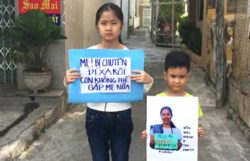 Imprisoned Mother Mushroom Transferred Far from Her Native Nha Trang