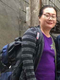 Saigon-based Activist Deported When Trying to Attend Funeral of Catholic Priest's Mother in Central Region